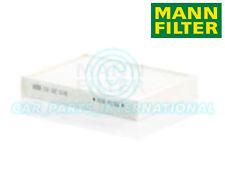 Mann Hummel filtro aire polen cabina interior OE Calidad Reemplazo Cu 22 016