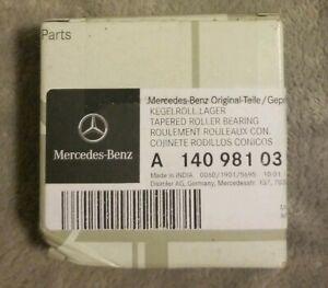 For Mercedes W140 CL500 Wheel Bearing Front Left Inner or Front Right Inner OEM