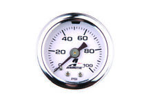 Aeromotive Liquid Fuel Pressure Regulator 0-100 PSI