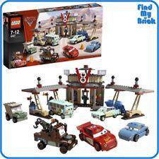 Lego 8487 Disney Pixar Cars 2 Flo's V8 Café - Brand NEW