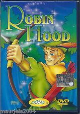 Robin Hood (2003) DVD NUOVO SIGILLATO ORIGINALE Cartoni Animati De Agostini