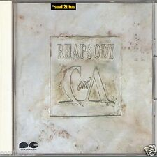 CD 1988 Japanese Chage and Aska Asuka Rhapsody チャゲ&飛鳥 #2920