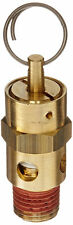 Safety Relief Valve Series Brass Air Compressor Pressure Regulator Release NEW