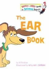 The Ear Book, Dr Seuss Bright/Early Ser. Hardcover, Like New, by Al Perkins