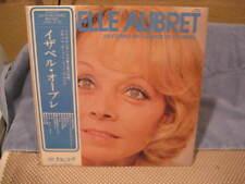 ISABELLE AUBRET LA FEMME EST L'AVENIR JAPAN IMPORT POP VINYL LP ALBUM RECORD
