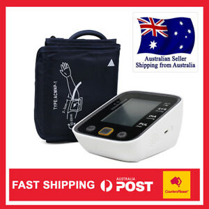 Digital Blood Pressure Monitor Upper Arm BP Machine Free Shipping AU STOCK