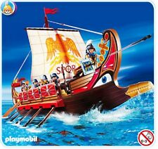 Playmobil 4276 Warrior's Ship mint in Box for collectors Geobra toy Christmas