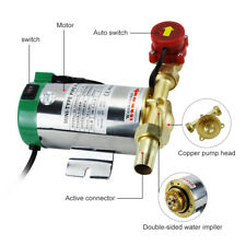Automatic Water Pressure Booster Pump 90W Household Boost Pressure Shower Home