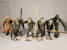 Dawn of the Planet of the Apes - Planet der Affen Revolution NECA Serie 1/ 2