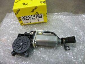 Ferrari 360,430 LH Power Window Motor OE 65819700