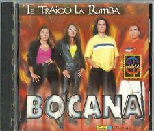 Te Traigo La Rumba Latin Music CD New