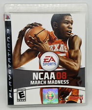 New listing NCAA March Madness 08 (Sony PlayStation 3, 2007) - Open Box
