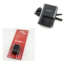 BP-808 Battery + CG-800E Charger for Canon Vixia HF200 HG20 HG21 HG30 M31