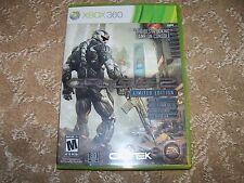 Crysis 2  (Xbox 360, 2011) EUC