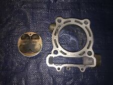 2004 04 Kawasaki Kx250F Kx 250F Cylinder Head Top End Piston Jug Sleeve