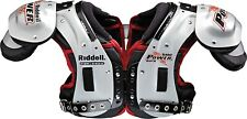New ListingNew Other Riddell Varsity Power Spx Qb/Wr Football Shoulder Pads X-Small Blk/Slv