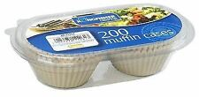 150 Kingfisher Strong Quality Paper Muffin Cake Cases Cupcake Liners