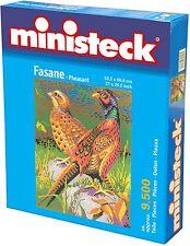 ministeck Ministeck31872 Pheasants Plug Picture (10500-piece)