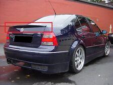 VW VOLKSWAGEN BORA 1998 - 2005 BOOT LIP SPOILER NEW !!