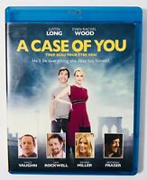 A Case of You (Blu-ray Disc, 2014) Justin Long