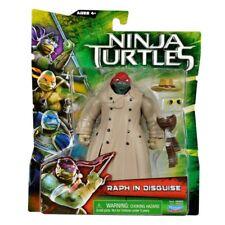 Teenage Mutant Ninja Turtles Film Basic 12.7cm Figur - Raph in Verkleidung
