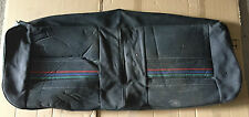 VW GOLF JETTA MK2 GTI RAINBOW INTERIOR REAR SEAT BOTTOM CLOTH MATERIAL COVER