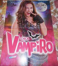 Chica Vampiro Greisy Rendon -  Magazine Poster A2 France