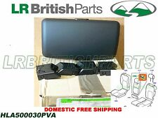 LAND ROVER ARMREST LID STORAGE COMPARTMENT REAR RANGE ROVER OEM NEW HLA500030PVA