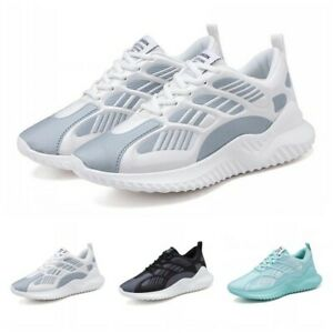 Men's Fashion Jogging Breathable Sneakers Running Sport Athletic Casual Shoes B