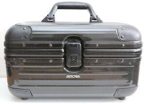 Rimowa Koffer Beauty Case Beautycase aus Polycarbonat in schwarz