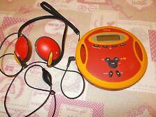 BELLISSIMO Lettore CD DISNEY MD2775 con radio digitale