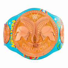 Replica WWE The New Day Tag Team Championship Replica Title Belt Brass Plates