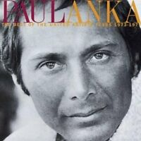 ANKA PAUL - THE BEST OF THE ..1973-1977 -  CD NUOVO