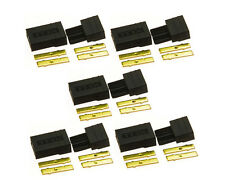 10Pcs TRAXXAS TRX Plug Connector Set for Lipo/NiMh Battery Brushless ESC RC