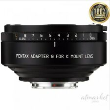 NEW Adapter for PENTAX K mount lens Q 39977 Camera genuine from JAPAN