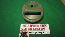 Jeep Willys MB GPW NOS WWII Yankee tail light door Black Out Right side G503
