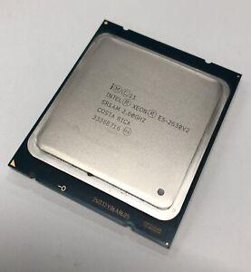 Intel SR1AM Xeon E5-2630 v2 2.6GHz 15MB L3 6-Core Ivy Bridge-EP Socket 2011 CPU