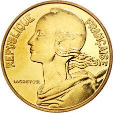 [#460328] France, Marianne, 20 Centimes, 1969, Paris, FDC, Aluminum-Bronze