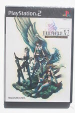Final Fantasy X-2 International + Last Mission PS2 Japan NTSC Like New Complete