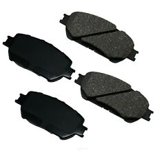 Disc Brake Pad Set-LE Front Akebono ACT908
