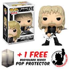 Funko Pop! Rocks: Metallica - James Hetfield Action Figure