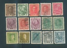 Austria Mix used stamps #1