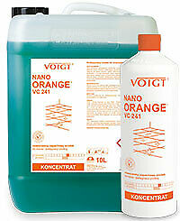 Voigt Nano Orange - Floor Cleaner - 1 Litre - EcoFriendly - Concentrate