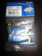 T- Rex 450 Sport V2 Hauptrotorblatthalter Metall Neu H45139