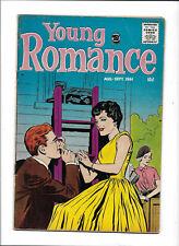 "YOUNG ROMANCE vol.14 #5 [1961 VG+] ""GOOD TIME GIRL"""