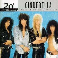 Cinderella - 20th Century Masters: Millennium Collection [New CD]