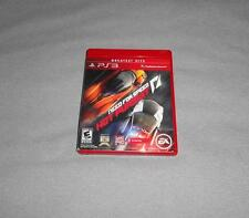 Need for Speed: Hot Pursuit [Greatest Hits]  (Sony Playstation 3, 2013)*