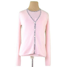 Dior Cardigan Pink Woman Authentic Used T2789