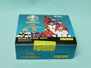 Panini Adrenalyn XL Uefa Euro EM 2021 Kick Off 1 x Display / 24 Booster