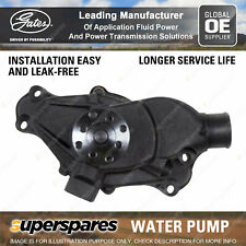 Gates Water Pump for Holden Monaro H Series HG HQ HT HK 5.0L 5.3L 5.7L
